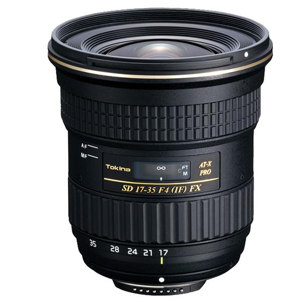 送清潔組 +輕巧迷你腳架 3C LiFe TOKINA AT-X 17-35mm F4 PRO FX FOR 全片幅鏡頭 正成公司貨