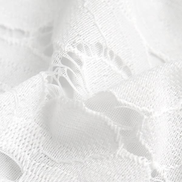 ★夏裝限定★MIUSTAR 荷葉滾邊傘袖蕾絲上衣(共1色)【NF1501LS】預購