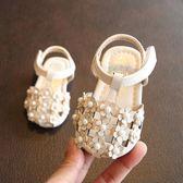 女童嬰兒軟底花寶寶學步鞋防滑0-1-2歲