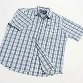格紋襯衫 摩達客 美國進口超人氣犀牛牌【 Ecko Unltd 】Pittfaller 綠色彩格短袖休閒衫