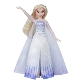 《 Disney 迪士尼 》冰雪奇緣2改版歡唱公主-艾莎 / JOYBUS玩具百貨