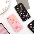 日韓小清新情侶 蘋果iphone7/ 7plus/6/6s/6plus軟矽膠手機殼