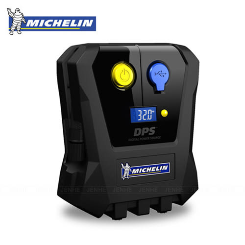 Michelin 米其林 數位顯示迷你打氣機 12264【限量優惠↙原價1590元】