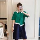 洋裝連身裙~短袖連身裙~2020夏裝新款...