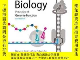 二手書博民逛書店Molecular罕見Biology: Principles O