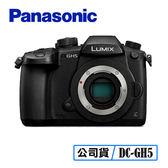 12/31前登錄送原電+DMW-SFU1(V-log)+電池手把 再送原廠相機包 Panasonic DC-GH5 數位單眼相機 公司貨