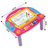 兒童畫畫板磁性益智玩具寫字板tz1686【歐爸生活館】