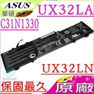 ASUS C31N1330, UX32L 電池(原廠)-華碩 UX32LA,BX32LA,UX32LN, UX32LN-R404,UX32LN-R405,UX32LA-R306,UX32LA-R308