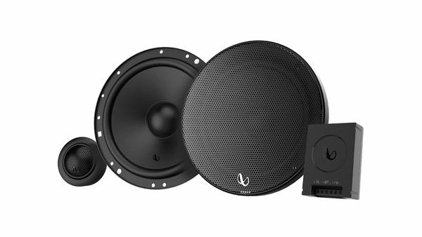 【免運費】 美國 Infinity Alpha 650C 6.5吋 2音路分離式喇叭