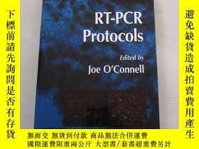 二手書博民逛書店Rt-PCR罕見Protocols 逆轉錄聚合酶鏈反應協議Y26