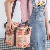 防水帶飯包飯盒袋裝飯盒的午餐包大保溫袋子保冷飯盒袋手提便當包【滿699元88折】