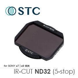【震博】STC ND32 (5-stop) 內置型濾鏡架組 for Sony a7SIII/ a7r4/ a9II