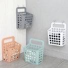 髒衣籃 洗衣籃 壁掛式 塑料籃 收納筐 ...