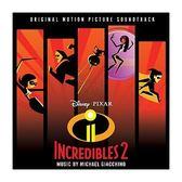超人特攻隊 2 電影原聲帶 CD The Incredibles 2 OST  免運 (購潮8)