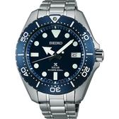 SEIKO 精工 PROSPEX SCUBA 太陽能鈦潛水錶-藍 V157-0BN0B(SBDJ011J)