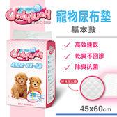 【SofyDOG】OnlyWay 高效速乾除臭抗菌寵物尿布墊
