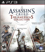 PS3 Assassin s Creed: The Americas Collection 刺客教條:美洲合輯(美版代購)