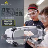 護目鏡護目鏡防塵全密封防風打磨防煙防飛濺工業粉塵防護眼鏡眼罩 晴天時尚館