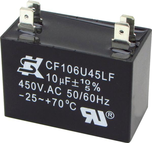 【10 uf 】450V 冷氣馬達起動電容 冷氣馬達啟動電容