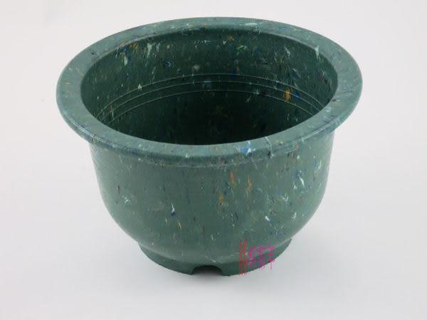 **好幫手生活雜鋪** 青花盆 9吋 ------ 歐式浮雕花盆 花器 盆栽 居家 花藝 塑膠盆