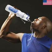 噴霧運動水壺水杯子 戶外塑料便攜健身創意噴水瓶學生開學季,88折下殺