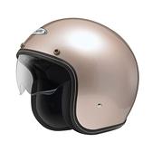 ZEUS 瑞獅安全帽,ZS-388,zs388,素色/玫瑰金
