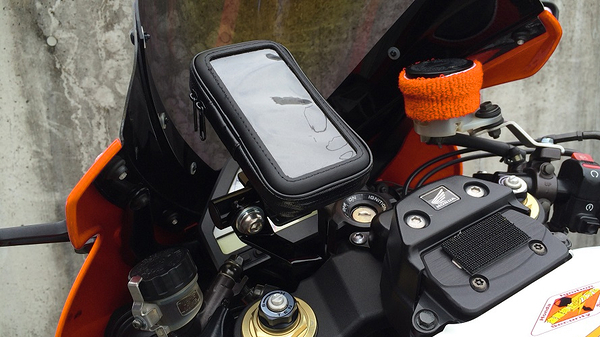 KYMco KTR150 AIR150 KTR AIR 150 G6 Racing king S光陽導航手機座手機支架