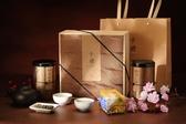 過年禮盒【茶鼎天】予禮-梨山高冷茶禮盒(150gx2包)