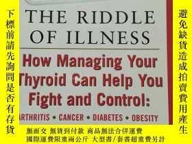 二手書博民逛書店THE罕見riddle of illness28622 THE