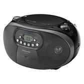 【Panasonic國際牌】MP3/USB手提CD音響 RX-DU10黑K