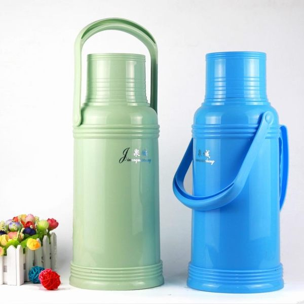 熱水瓶家用塑料暖水瓶保溫瓶暖瓶家用開水瓶茶瓶暖壺學生用宿舍 免運