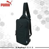 PUMA 單肩包 經典款休閒單肩包 S 斜背式 側背包 078039 得意時袋