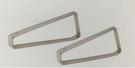 【麗室衛浴】不銹鋼拉絲霧面鐵架 不銹鋼托架45×18(H)CM LS-2173A