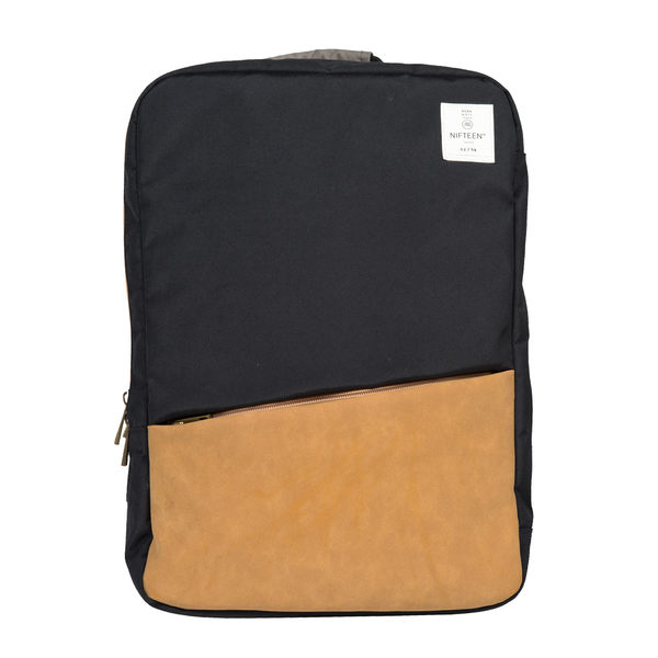 (NG商品-外觀小瑕疵)【Nifteen】15吋筆電後背包/筆電包/後背包/平板包-Dual Backpack