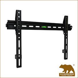 美國布朗熊 W9-42F 牆板固定式-適用23吋~50吋電視壁掛架