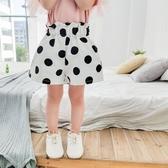 女寶寶短褲夏季2020新款韓版1-6歲女孩休閒女童褲子兒童夏裝洋氣 貝芙莉