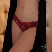 LADY 城市夢幻系列 機能調整型 中腰三角內褲 ( 火焰紅 )
