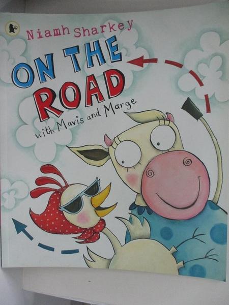 【書寶二手書T6/少年童書_J8S】On the Road with Mavis and Marge_Niamh Sharkey