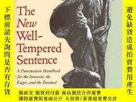 二手書博民逛書店The罕見New Well Tempered Sentence-新的緩和句Y436638 Karen Eliz