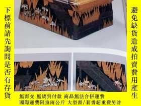 二手書博民逛書店Japanese罕見Traditional Inkstone Case[350]-日本傳統硯臺[350]Y44