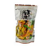 五感美味 蟹黃風味蠶豆 220g ◆86小舖 ◆