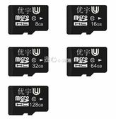 記憶卡64G記憶卡128g存儲卡32g16goppo小米手機通用記憶卡走心小賣場