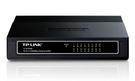 TP-LINK 10/100 Switch 16ports 13'' 塑膠殼 (桌上型不可上機架) ( TL-SF1016D )