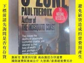 二手書博民逛書店外文書罕見O-ZONE PAUL THEROUX(535頁,32開)Y15969 出版1987