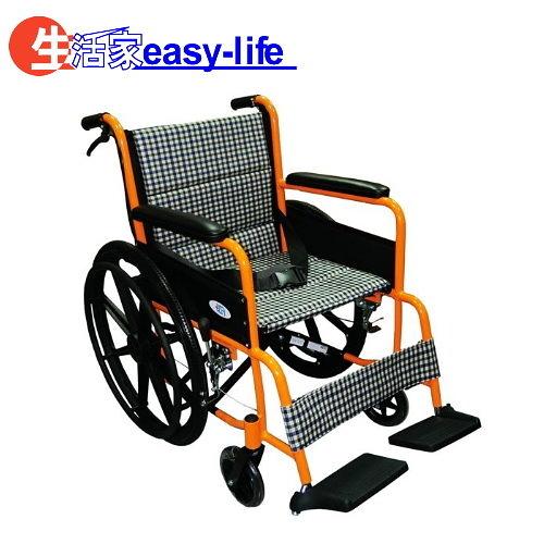 首席雙層不折背輪椅FZK-2B