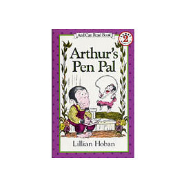 〈汪培珽英文書單〉〈An I Can Read系列:Level 2 〉Arthur's Pen Pal /讀本