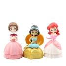 迪士尼公主 長髮公主 阿拉丁 茉莉公主 美女與野獸 貝兒 造型扭蛋 扭蛋 一套3款 轉蛋 全新