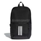 adidas 後背包 Parkhood Backpack 黑 白 男女款 運動 基本款 【ACS】 DU1979