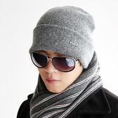 5折 帽子男冬天加絨毛線帽加厚針織帽保暖潮青年韓版秋冬季包頭帽〖米娜小鋪〗