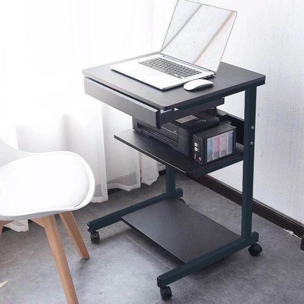小戶型電腦台式桌可行動家用簡易臥室寫字桌迷你筆記本床邊書桌子 黛尼時尚精品